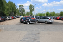 Parking Modlin 3-5 minut do lotniska