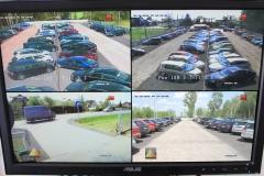 Monitorowany i strzeżony parking