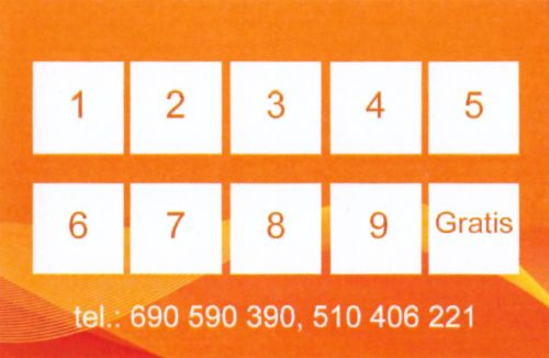 karta klienta parking lotnisko modlin p38