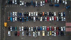 bezpiecznego parkingu